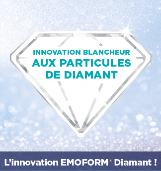 L'innovation EMOFORM® DIAMANT !